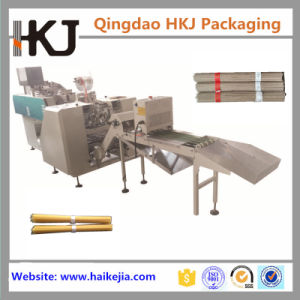 Automatic Two Belt Strapping Packing Machine (LS-5) pictures & photos