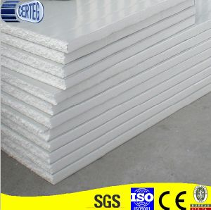 Price Used Flat Wall EPS Sandwich Panel (970) pictures & photos