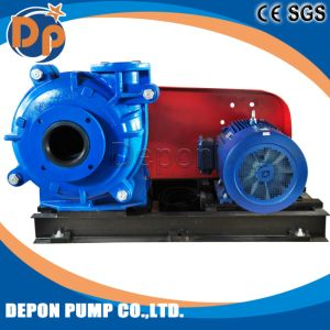 Closed Impeller Slurry Pump, Electric Drive Slurry Pump pictures & photos