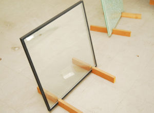 4mm Decorative Clear Float Insulating Glass pictures & photos