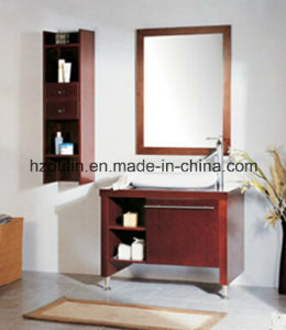 Modern Wooden Bathroom Vanity (BA-1137) pictures & photos
