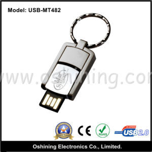 Metal USB Web Key (USB-MT482)