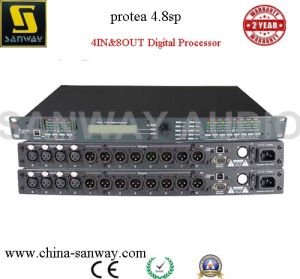 Protea4.8sp 4in&8out Digital Processor pictures & photos