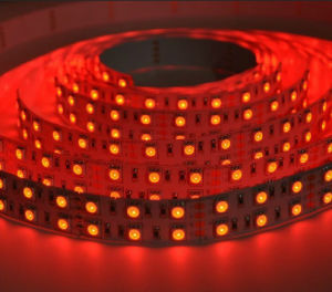 High Brightness 3528 5050 2835 5630 SMD LED Tap Strip Light pictures & photos