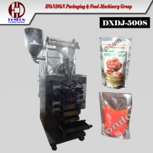 Automatic Milk Stand Pouch Packaging Machine (DXDJ-500S) pictures & photos
