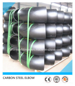 90deg Lr Carbon Steel A420 Wpl6 Pipe Fittings Elbow pictures & photos