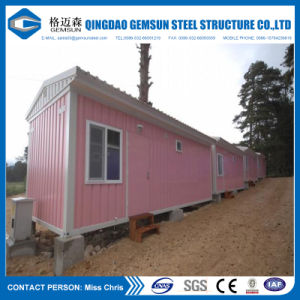 Convenient Folding Mobile Prefabricated/Prefab House pictures & photos