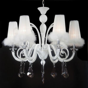Beautiful Pendant Lamp Noble Crystal Chandelier (GD-1003-6) pictures & photos