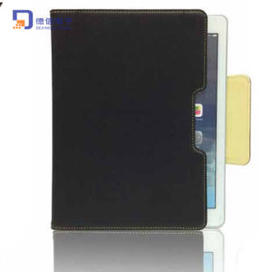 Cheapest Luxury Leather Case for iPad Air (LC-C008) pictures & photos