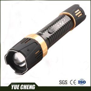 6800 Dimmable Stun Gun Defibrillator Riot Flashlight pictures & photos