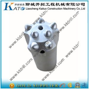 45mm R32 Tungsten Carbide Tipped Thread Button Drill Bit pictures & photos
