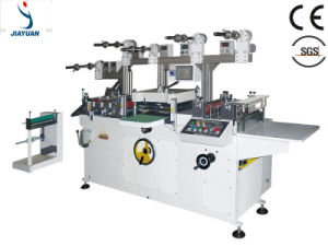 Automatic Roll to Roll Jmq-320n Label/ Tradmark Die Cutting Machine/ Die Cutter pictures & photos