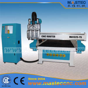 Multi Head Wood CNC Router for Furniture Making (MA1325TP)