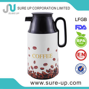 Hot Sale Metal Glass Inner Coffee Pot Vacuum Flask Jug (JGFM) pictures & photos