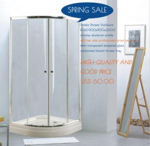 Simple Shower Enclosure (BH-E042)