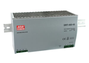 DRT-480 480W DIN Rail Power Supply pictures & photos