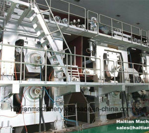High Speed Textile Spool Paper Making Machine pictures & photos