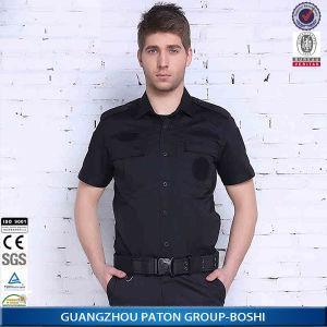 Men Short Sleeve Security Uniform for Summer pictures & photos