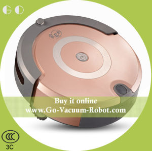 Intelligent Mini Low Noise Household Aspirator with Wet Dry Mopping (518F) pictures & photos