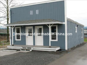 Durable Steel Structure Prefabricated Houses (DG4-003) pictures & photos