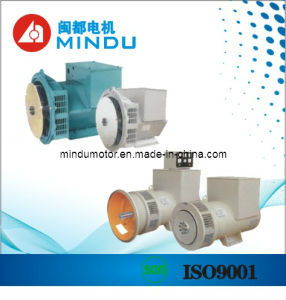 Three (or Single) Phase Diesel Synchronous Brushless Alternator Generator