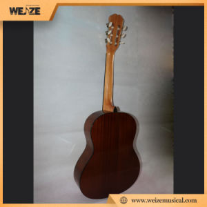 """36""""Spruce Plywood Top Sapele Back Classical Guitar 3/4 pictures & photos"""