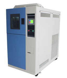 Cycle Thermal Shock Controlled Environment Chamber pictures & photos
