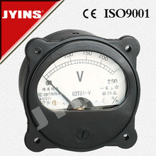 85*85mm Analog Panel Meter / Voltmeter (JY-62T51) pictures & photos