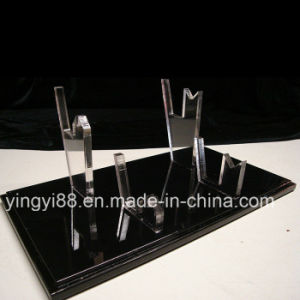 High Quality Acrylic Knife Display Stand pictures & photos