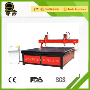 Large Format Aluminum Profiles Table Wood CNC Router pictures & photos