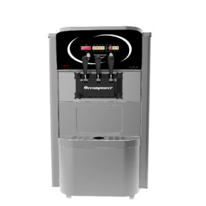 Commercial Ice Cream Machine Soft Ice Cream Machine for Sale with Shenzhen Manufacturer (oceanpower OP130S) pictures & photos
