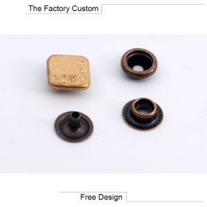 High Quality Metal Snap Button Customized pictures & photos