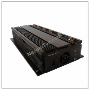 2015 Hot Selling 2g 3G 4G GSM CDMA Lte Wi-Fi Outdoor Use Signal Blocker Siganl Jammer pictures & photos