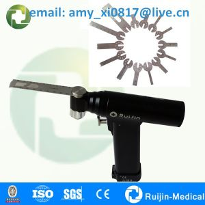 Surgical Orthopedic Saw with Battery/Surgical Saw Ns-1011 pictures & photos