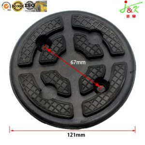 Auto Parts Rubber Pads Used for Car Lift and Jack pictures & photos