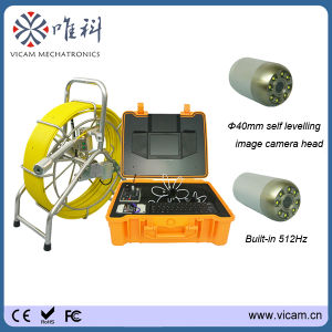 Hot Products Heavy-Duty Pipe Inspection Camera with DVR & 60m Cable pictures & photos