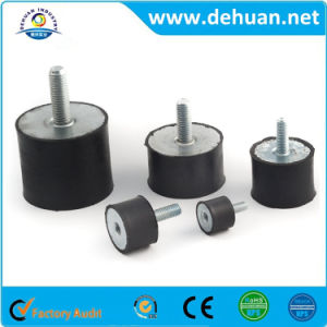 Silicon Rubber Spring Damper/Rubber Buffer/Rubber Mount pictures & photos