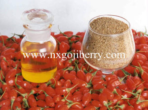 Goji Berry Wolfberry Seed Oil pictures & photos