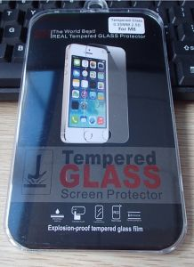 High Transparency Tempered Glass Screen Protector for iPhone 6 Plus pictures & photos