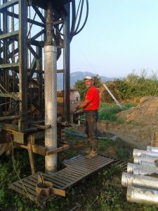 Stainless Steel 304 Water Well Bridge Slotted Screens for Irrigation Well pictures & photos