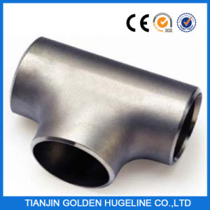 A403 Wp316L Stainless Steel Tee (equal & reducing) pictures & photos