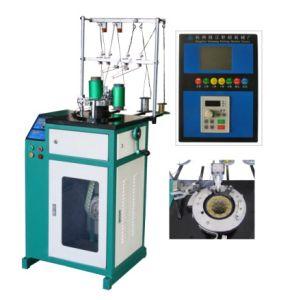 Jacquard Weave Cleaning Pad Machine (QC102B)
