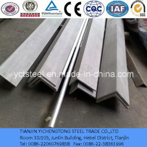 SUS304 & 304L Stainless Angle Steel-Golden pictures & photos