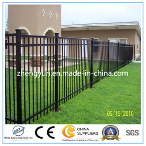 Black Aluminium Fence and Swimming Pool Fence, pictures & photos