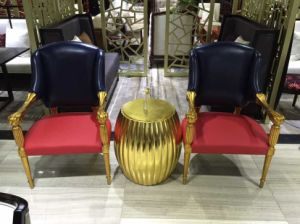 Hotel Chair/Restaurant Chair/Foshan Hotel Chair/Solid Wood Frame Chair/Dining Chair (NCHC-032) pictures & photos