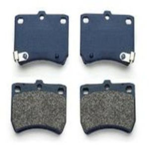 D1390 OE Quality Car Disc Rear Brake Pad for Porsche 955 352 939 70 pictures & photos