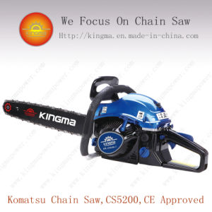 52cc Gasoline Chain Saw with Good Price