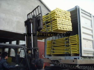 Powder Coated Heavy Duty Scaffolding Steel Props for BS1139 Standard pictures & photos