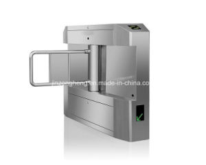CE Approved Steady Mechanism Swing Barrier Gate pictures & photos