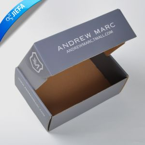 China Manufacturer Custom Shoes Box pictures & photos